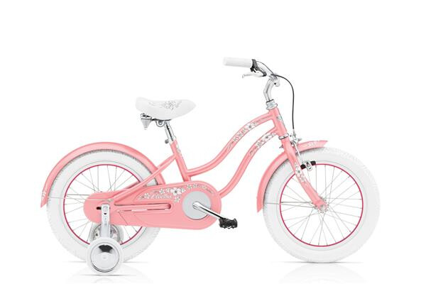 ELECTRA BICYCLE - Hawaii 1 16in Girl's 16 Pink