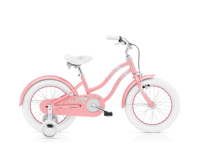 Electra Bicycle Hawaii 1 16in Girl's 16 Pink