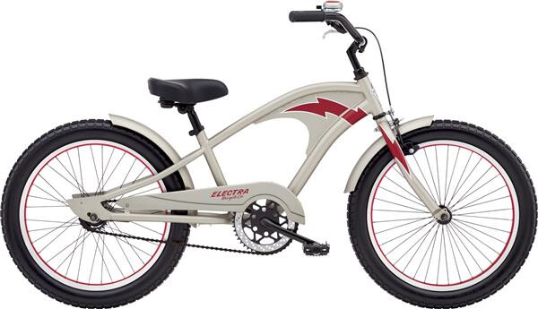 ELECTRA BICYCLE - Superbolt 3i 20in Boys M Matte Titanium