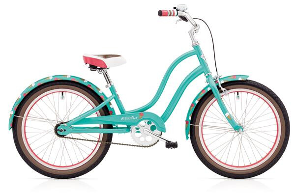 ELECTRA BICYCLE - Sweet Ride 1 20in Girls' 20 Teal