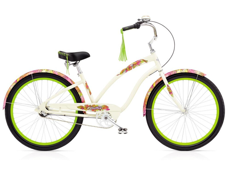 Electra Bicycle SANS SOUCI 3i Ladies' Cream