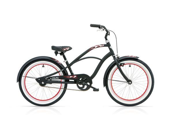 ELECTRA BICYCLE - RatRod 1 20in Boy's 20 Black
