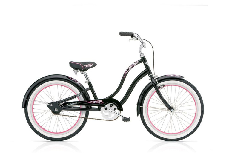 ELECTRA BICYCLEBetty 1 20in Girl's 20 Black