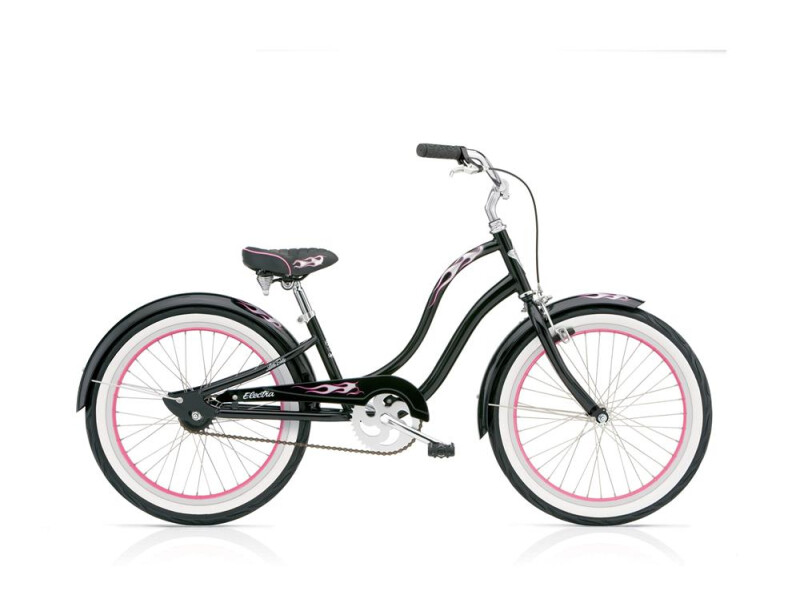 Electra Bicycle Betty 1 20in Girl's 20 Black