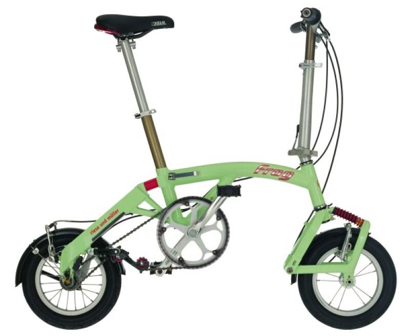 Riese und Müller Frog Faltrad