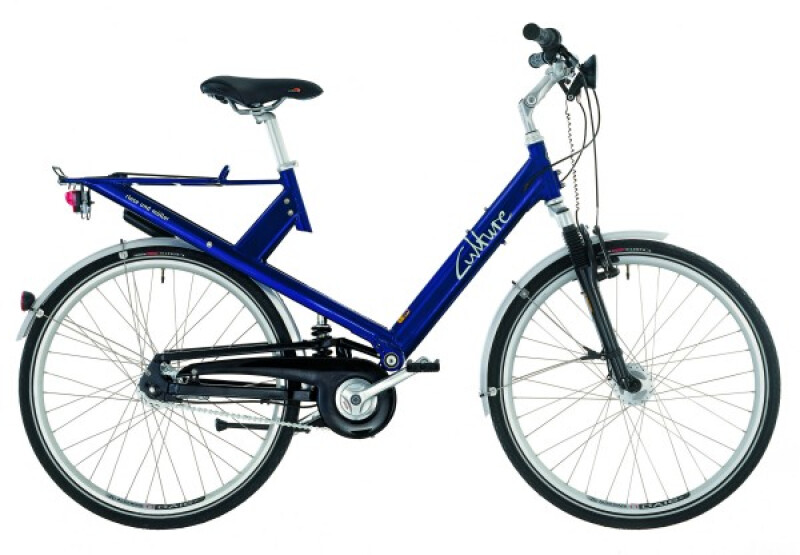 Riese und Müller Culture blue 7-Gang Citybike