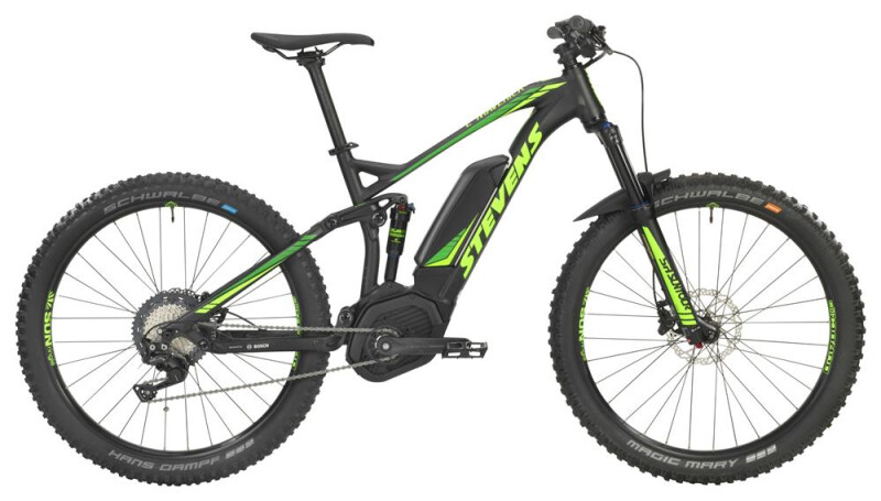 Stevens E-Maverick+ E-Bike