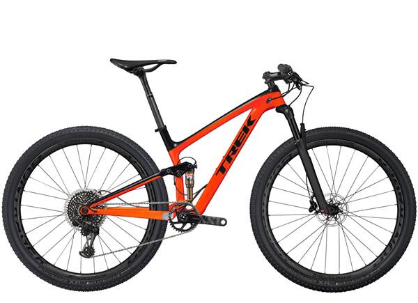 TREK - Top Fuel 9.9 SL Orange