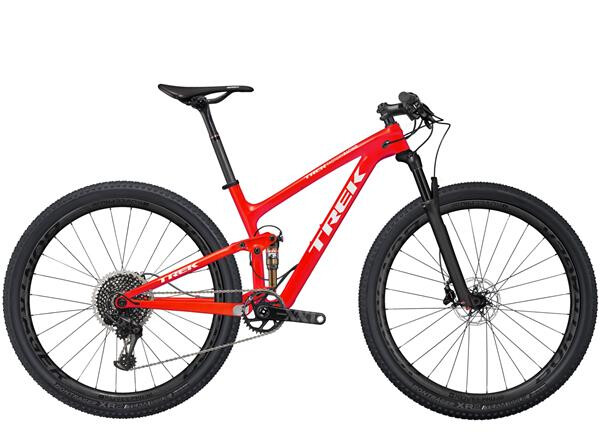 TREK - Top Fuel 9.9 SL Rot