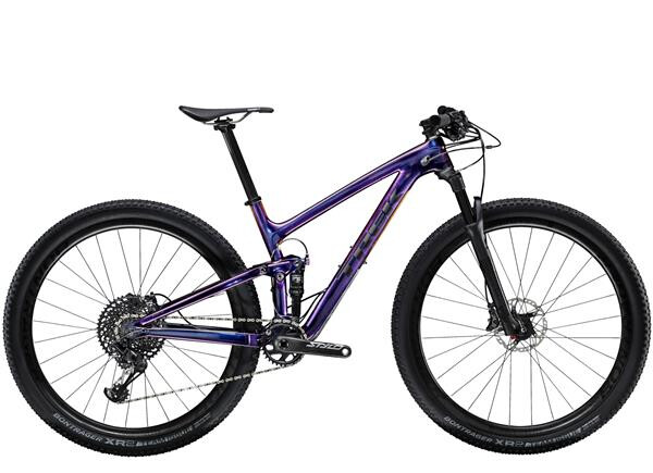 TREK - Top Fuel 9.8 SL Lila