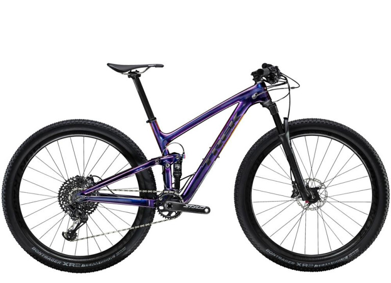 TREK Top Fuel 9.8 SL Lila