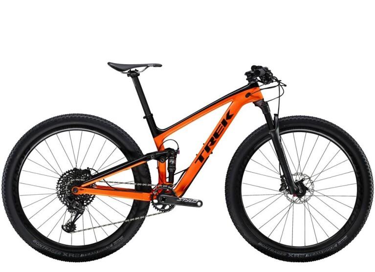 TREKTop Fuel 9.8 SL Orange