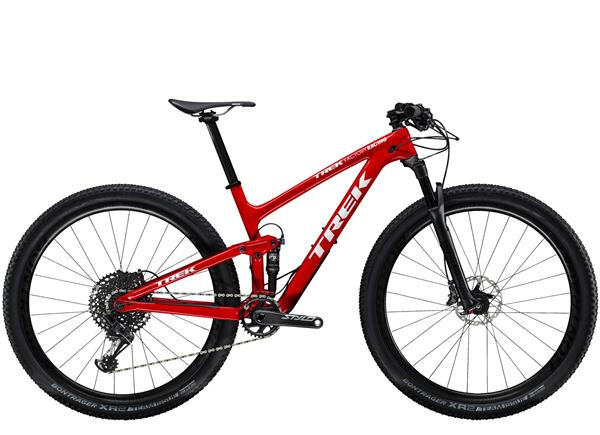 TREK - Top Fuel 9.8 SL Rot