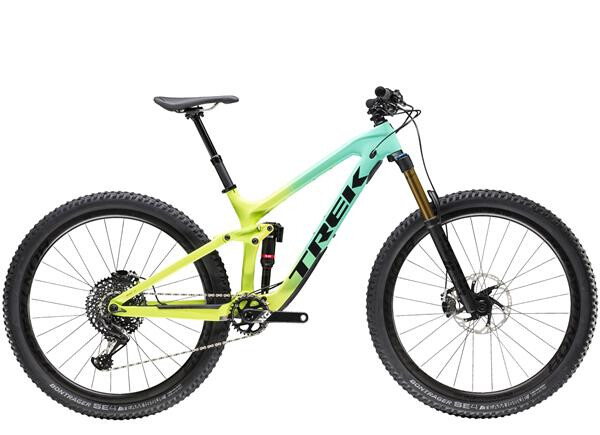 TREK - Slash 9.9 Fade