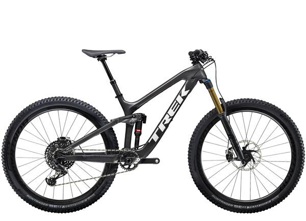 TREK - Slash 9.9 Schwarz