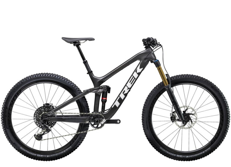 TREK Slash 9.9 Schwarz