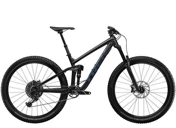 TREK - Slash 8 Schwarz