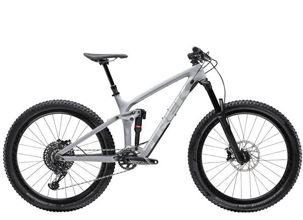 TREK - Remedy 9.8 Grau