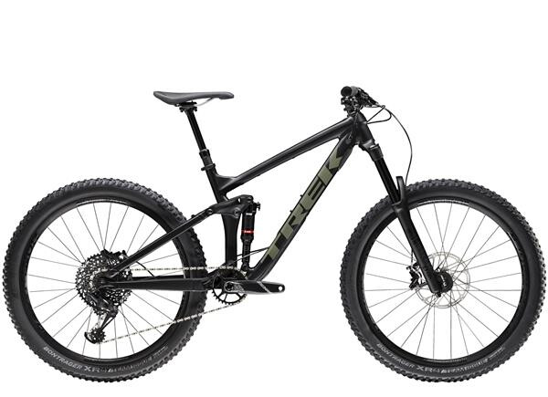 TREK - Remedy 8 Schwarz