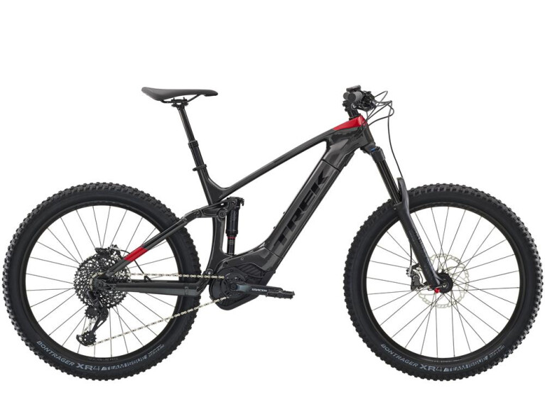 TREK Powerfly LT 9.7 Plus Schwarz