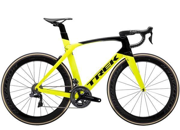 TREK - Madone SLR 9 Gelb