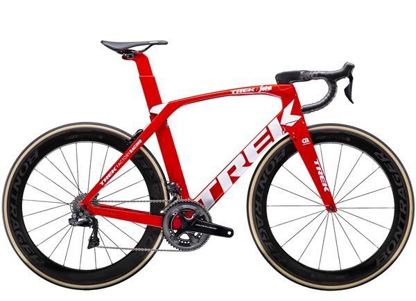 TREK - Madone SLR 9 Rot