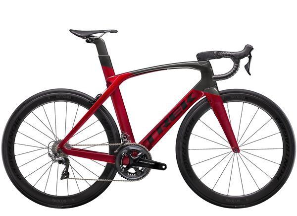 TREK - Madone SLR 8 Rot Schwarz
