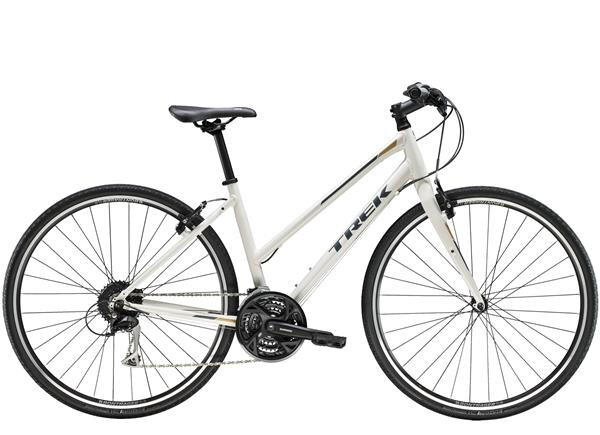 TREK - FX 3 Women's Stagger Weiß