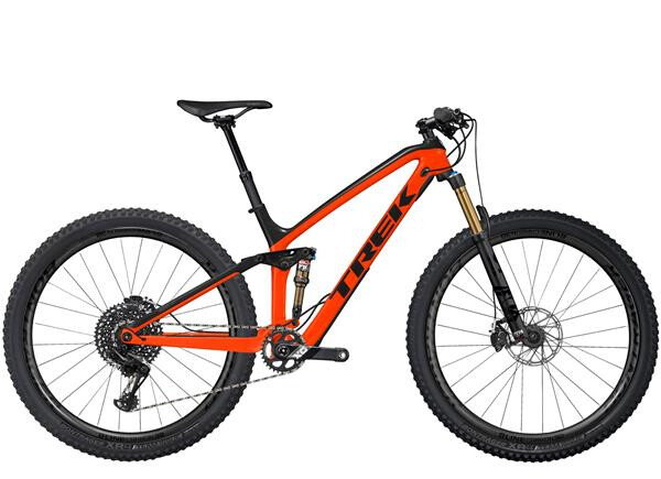 TREK - Fuel EX 9.9 29 Orange