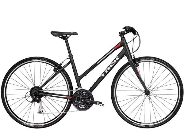 TREK - FX 3 Women's Stagger Schwarz