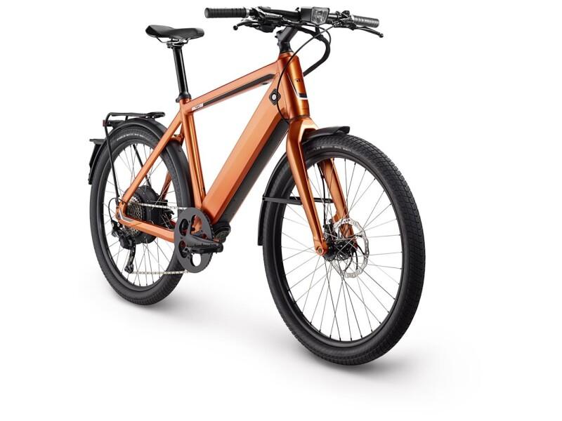 Stromer ST1 X Orange Sport