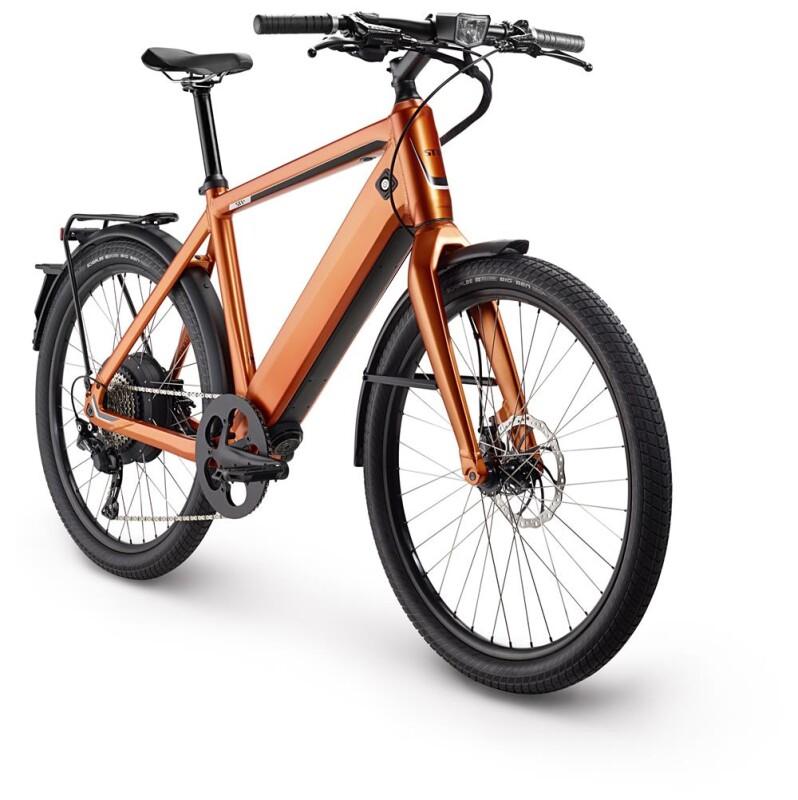 Stromer ST1 X EPAC Orange Sport