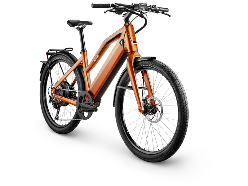 Stromer ST1 X EPAC Orange Comfort