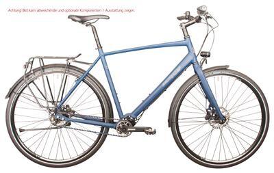 Maxcycles - Pinjen GTS Disc Gates Riemen