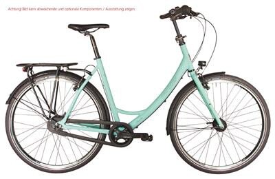 Maxcycles - City Lite 24 G Deore Mix Ansmann
