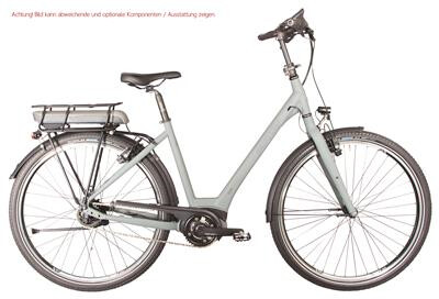 Maxcycles - ELite Bosch Wave 8 G Alfine Gates PL