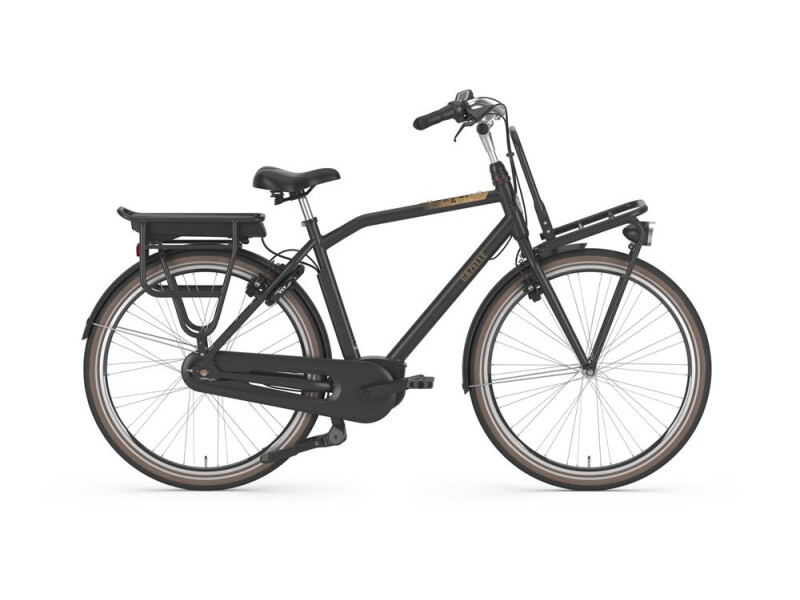 Gazelle HeavyDuty C7 HMB H Black