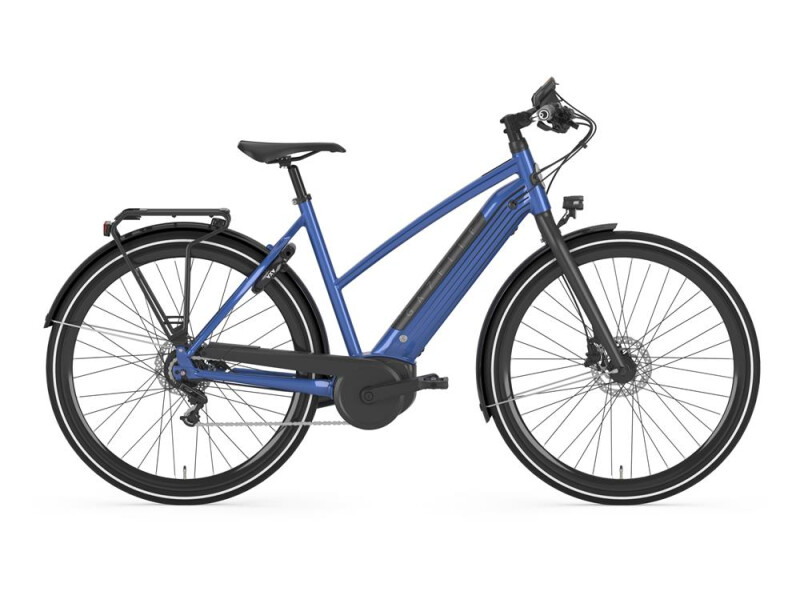 Gazelle CityZen C8+ HMB M Tropical blue