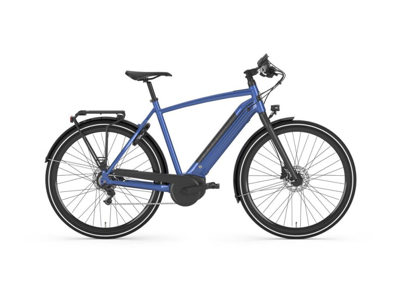 Gazelle CityZen C8+ HMB H Tropical blue