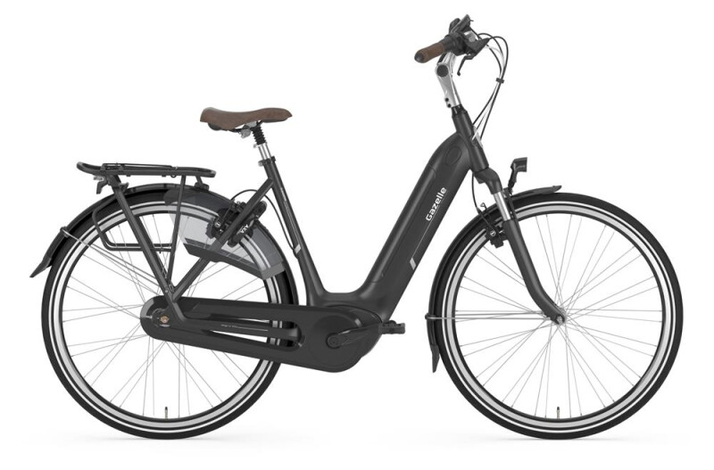 Gazelle Arroyo C7+ HMB Elite Black E-Bike