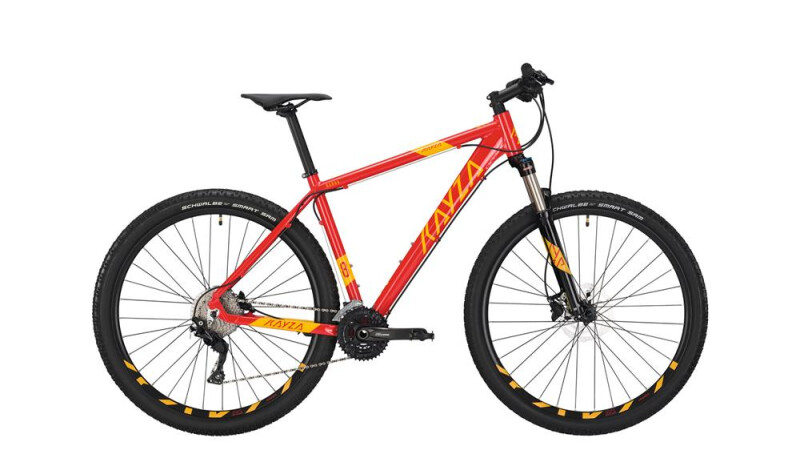 KAYZA GARUA 8 Mountainbike