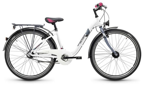S´COOL - chiX alloy 26 7-S white/anthrazit