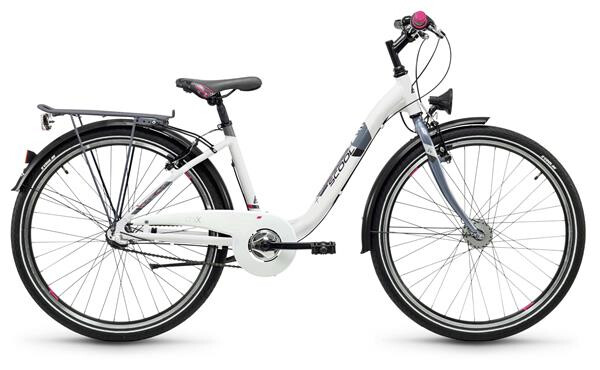 S´COOL - chiX alloy 26 3-S white/anthrazit