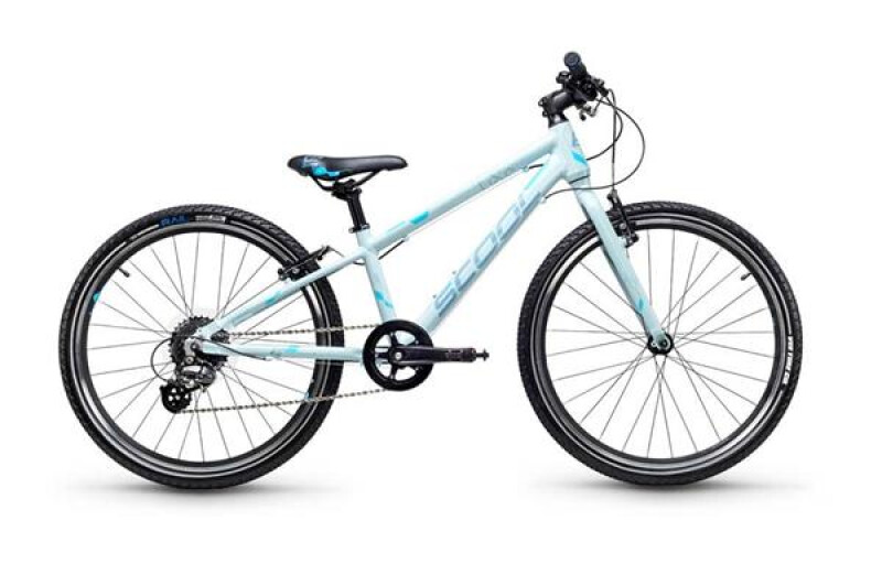 S´cool - liXe race 24-8 icegrey/blue matt