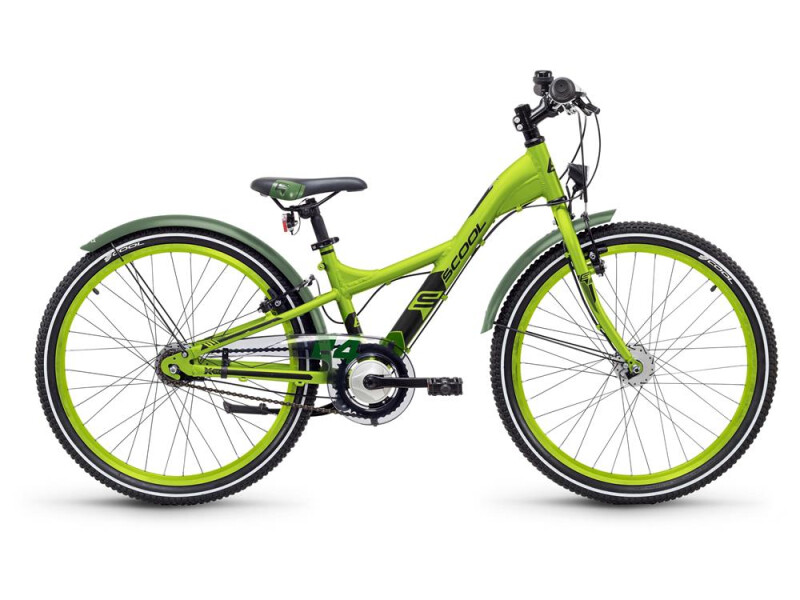 S´cool XXlite alloy 24 7-S lemon matt