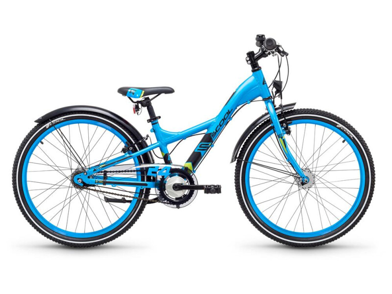 S´cool XXlite alloy 24 7-S lightblue matt