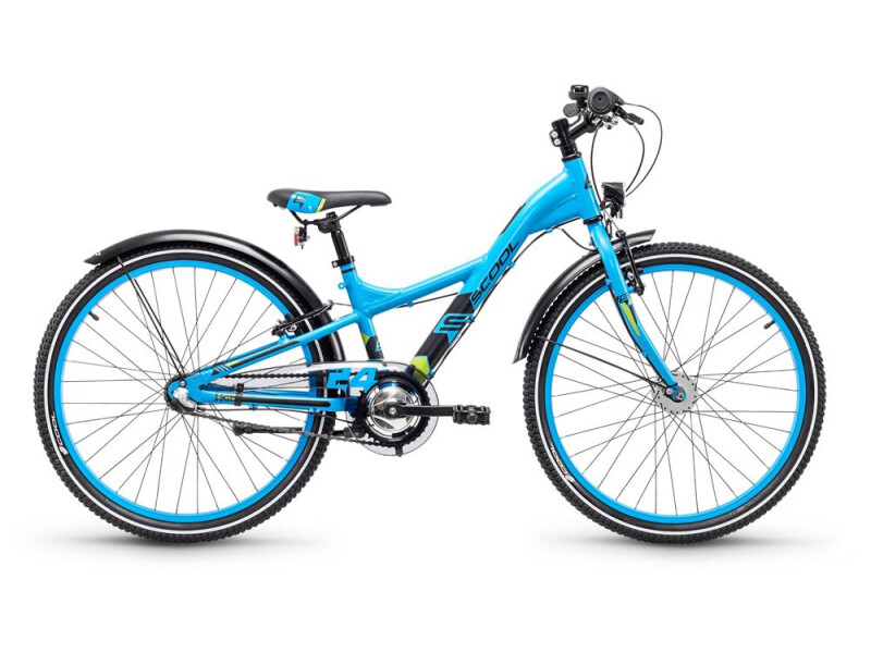 S´cool XXlite alloy 24 3-S lightblue matt