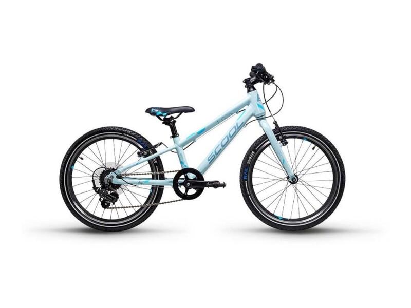 S´cool liXe race 20-7 icegrey/blue matt