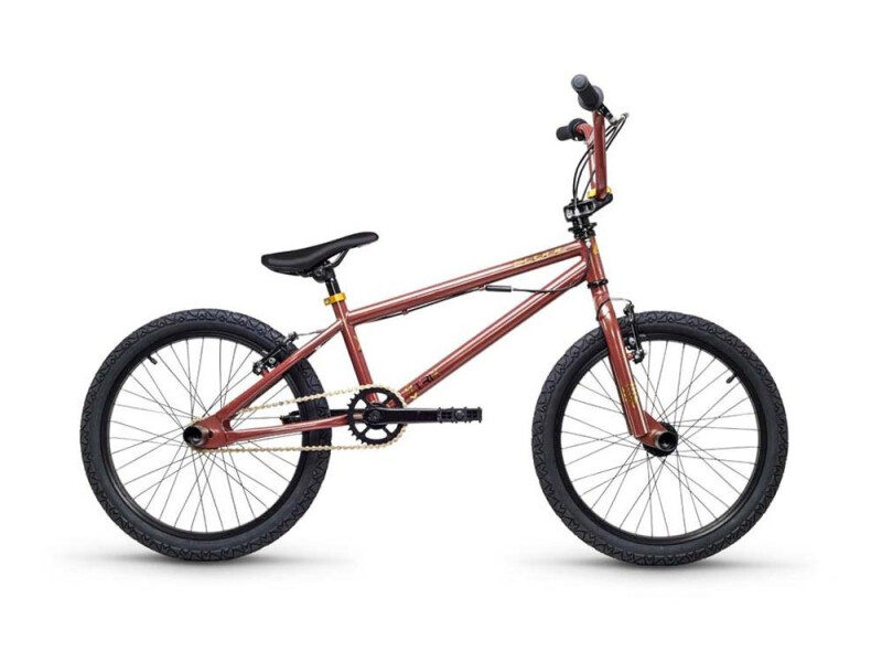 S´cool XtriX 20 brown/gold glossy