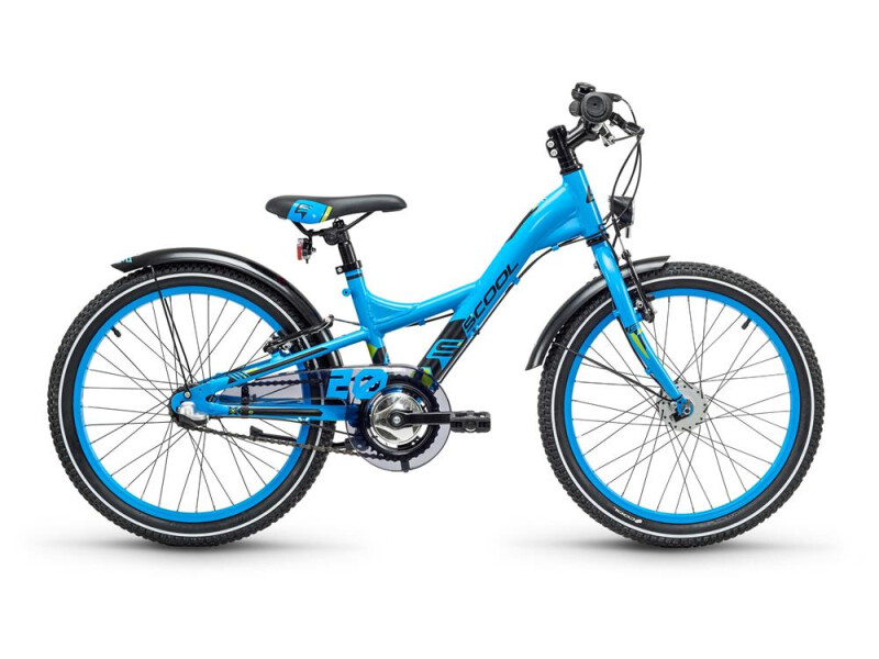 S´cool XXlite alloy 20 3-S lightblue matt